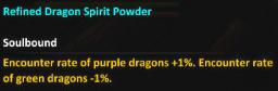 Blue Powder Text 2