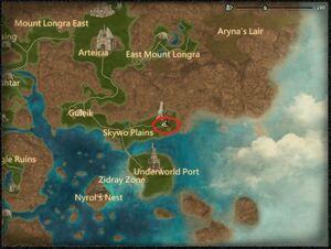 Demented fategazer dragon locations