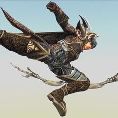 Male Ranger 3