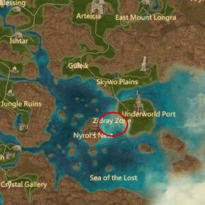 Aqua Mudscale location