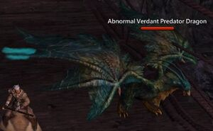 Abnormal Verdant Predator Dragon