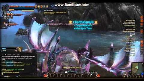 Dragon's Prophet Europe - Verdant Fin Capture