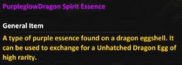 Purple Essence Text