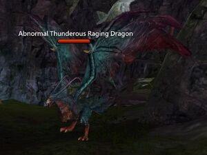 Abnormal Thunderous Raging Dragon