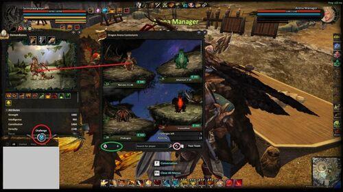 Dragon arena 3