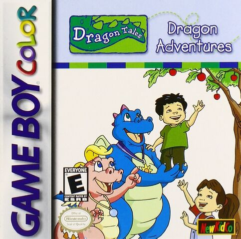 File:Dragon Tales - Dragon Adventures.jpg