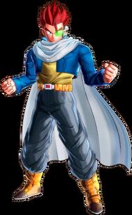 Future Warrior Xenoverse
