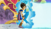 Vegeta Defeats Cabba