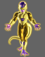 Golden Freeza DBXV