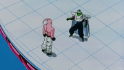 Piccolo Buu Negociation
