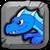 IFiammeggiante Blu