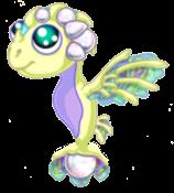 Pearl Dragon Baby