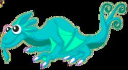 Swamp Dragon Adult