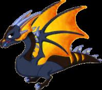 Meteor Dragon Adult