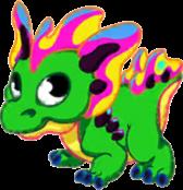 Spring Dragon Baby