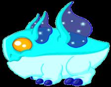 Polarian Dragon Baby