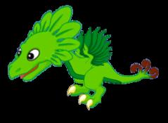 Plant Dragon Juvenile