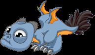 Mine Dragon Baby