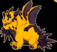 Lodestone Dragon Adult