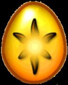 Sunstruck Dragon Egg
