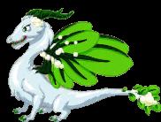Mistletoe Dragon Adult