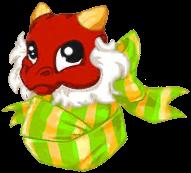 Gift Dragon Baby