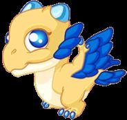 Halo Dragon Baby