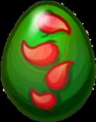 Bramble Dragon Egg