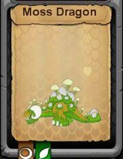 Adult Moss Dragon