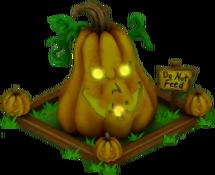 Jack-O-LanternGlowing