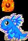 BlueFireDragonBabyOrb