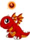 FireDragonBabyOrb