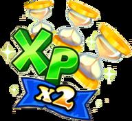 DoubleXPBoost7Days