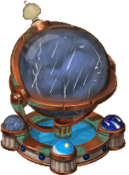 WeatherStationRain