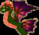 Bramble Dragon