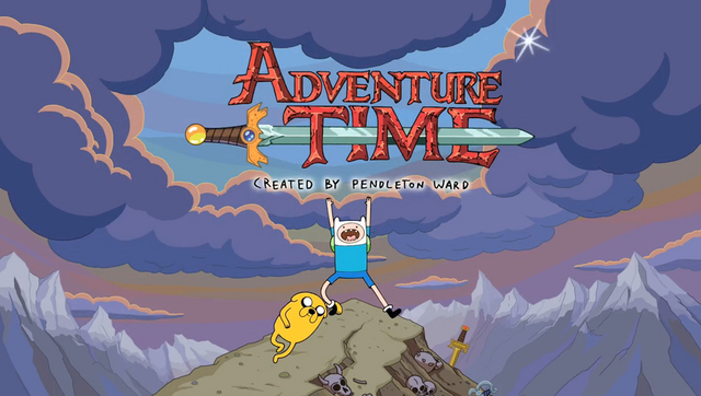 File:Adventure Time with Finn Jake.png