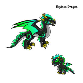Equinox Dragon