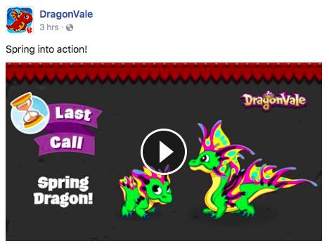 Dragonvale Last Call For Breeding The Spring Dragon Gameteep