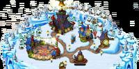 Winter Frostival Island