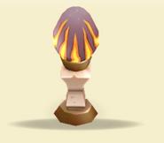 Magma Pedestal