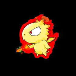 Phoenix sprite5 at