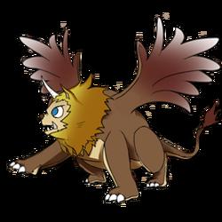 Lion sprite4 at