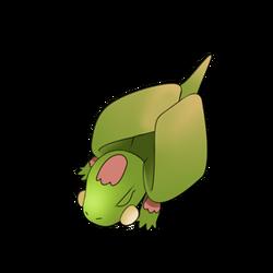 Frog sprite3
