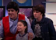 Drake and Josh and Megan
