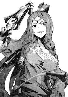 Manga-utahime five-caerula