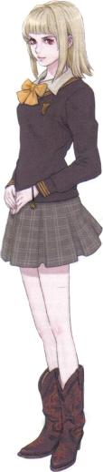 DD2 Schoolgirl Manah