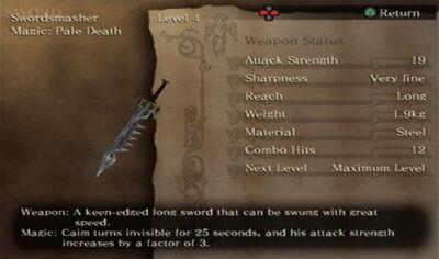 Swordsmasher