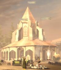 Tempel der Hesinde