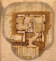 Ruine Blutberge Eingangsbereich