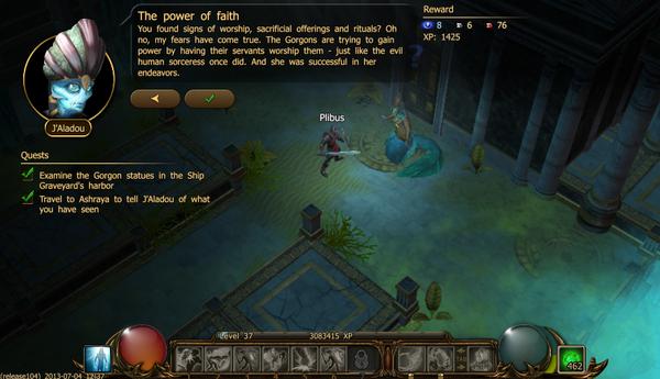The power of faith a
